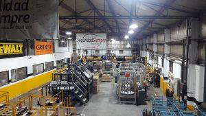 TRABAJO REALIZADOS - Iluminacion LED - Industria 4